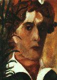 Tableaux de marc chagall for Biographie de marc chagall