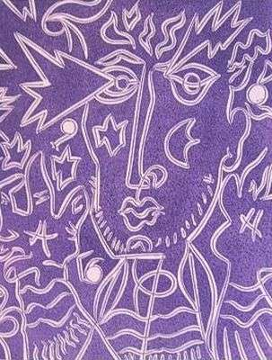 Figure, par André Masson