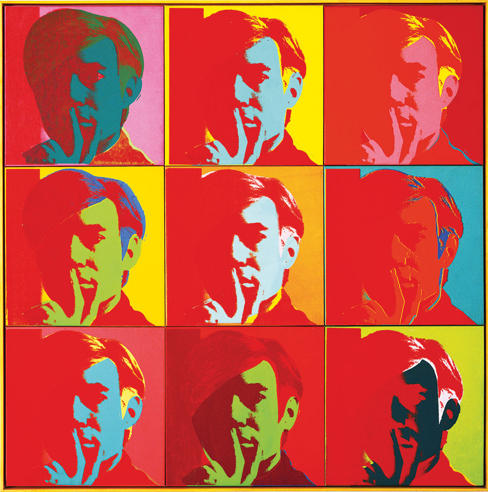 Tableaux D Andy Warhol