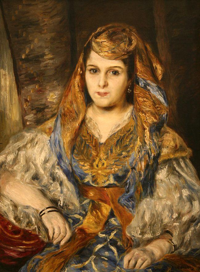 Tableaux d'Auguste Renoir