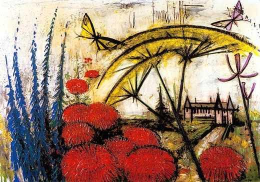Bernard buffet peintre francais 1 for Buffet peintre