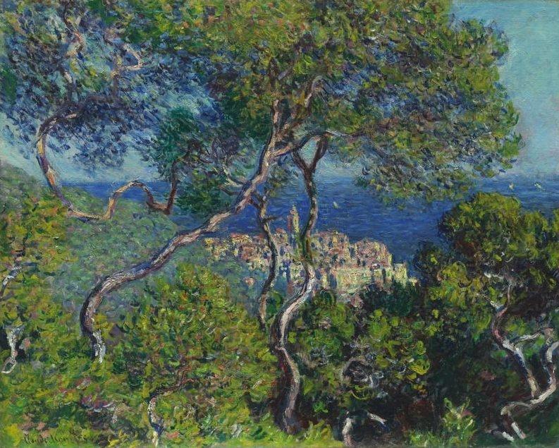 Tableaux De Claude Monet