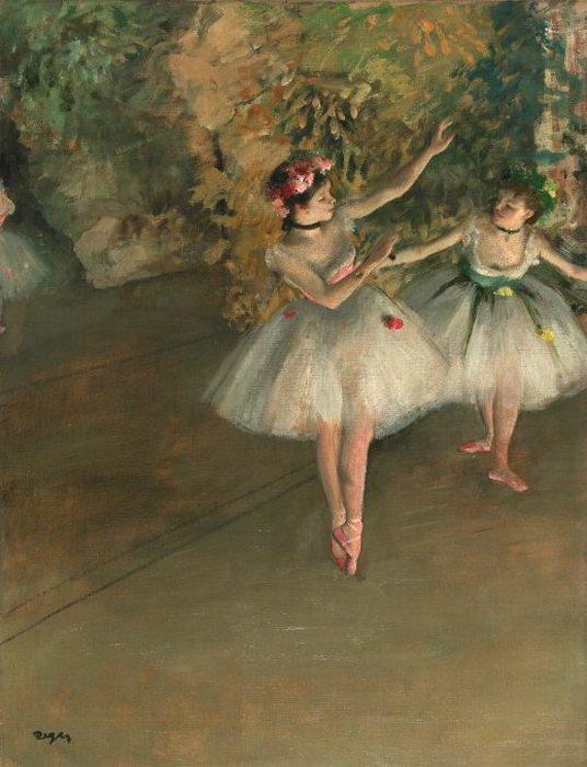 Tableaux D Edgar Degas