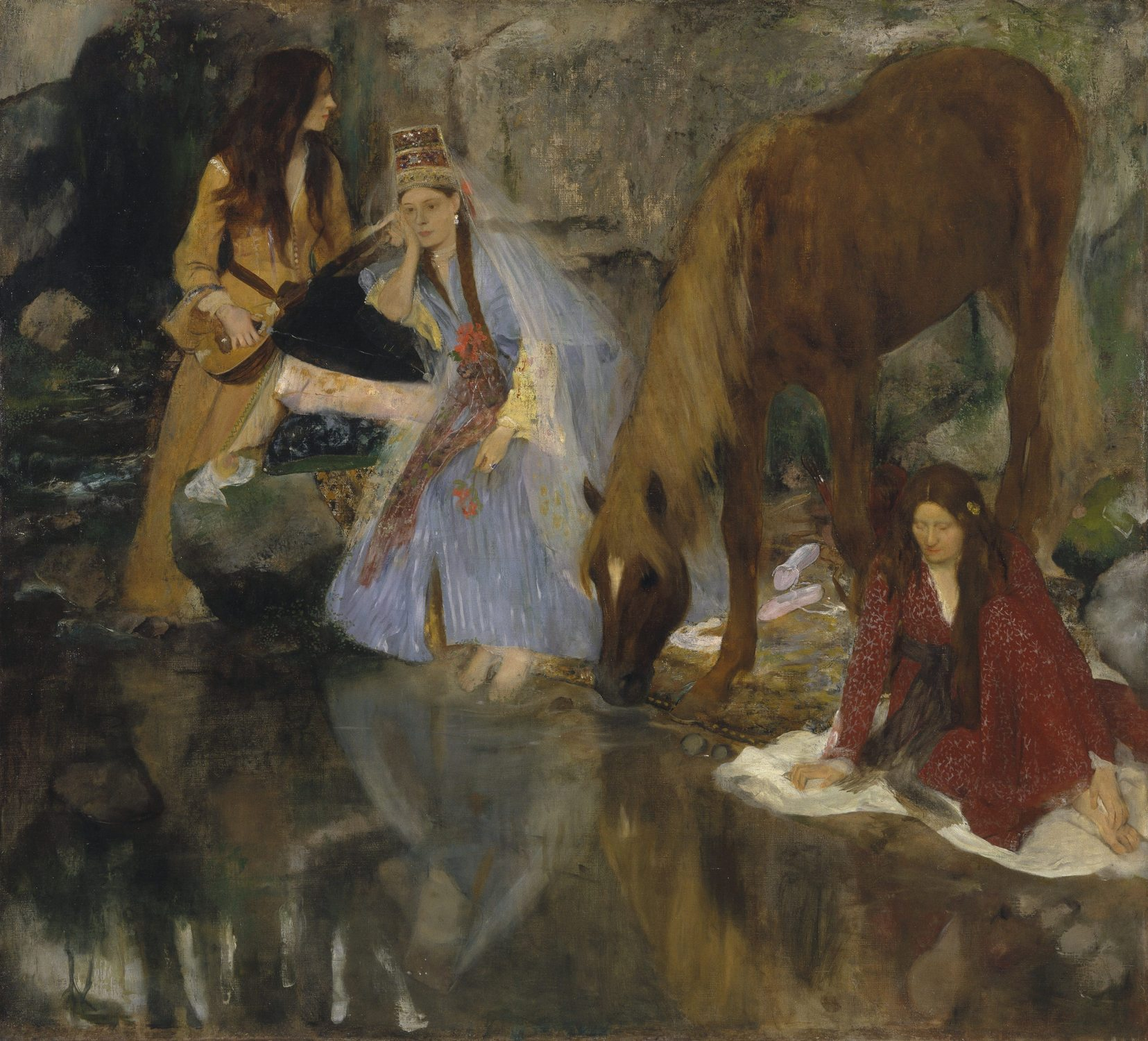 Tableaux d'Édgar Degas