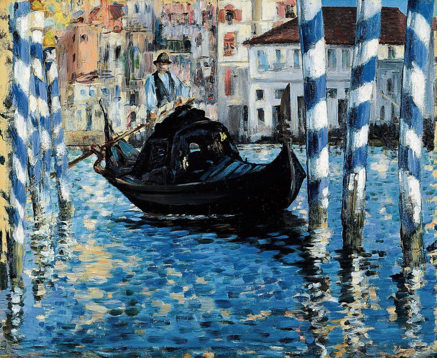 Tableaux d'Édouard Manet