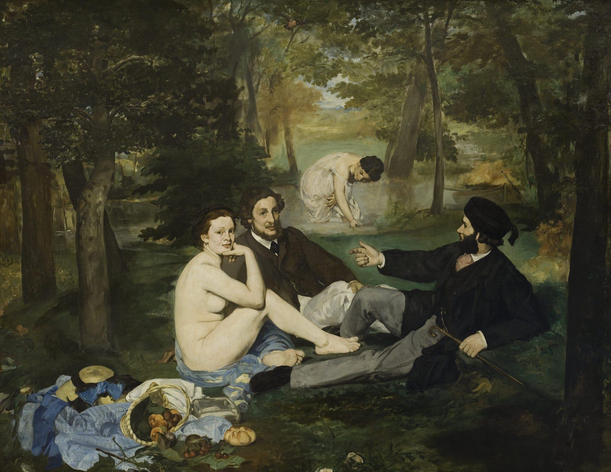 Tableaux D Edouard Manet