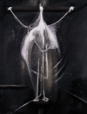 Crucifixion, par Francis Bacon