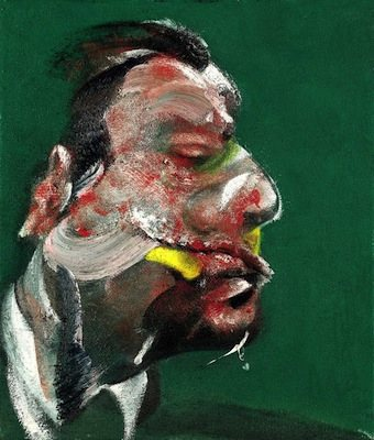 George Dyer II, par Francis Bacon