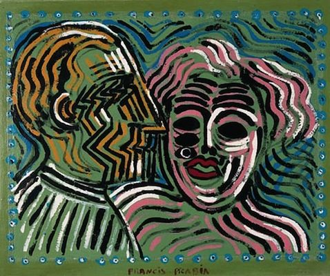 Couple, par Francis Picabia