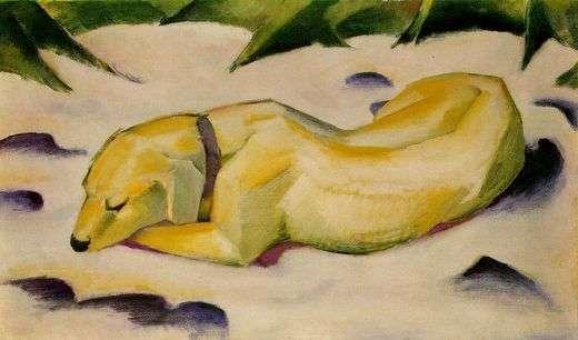 Resultado de imagem para Franz Marc e Manet
