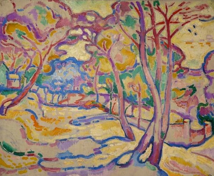 Tableaux De Georges Braque