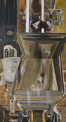 Table de billard, par Georges Braque
