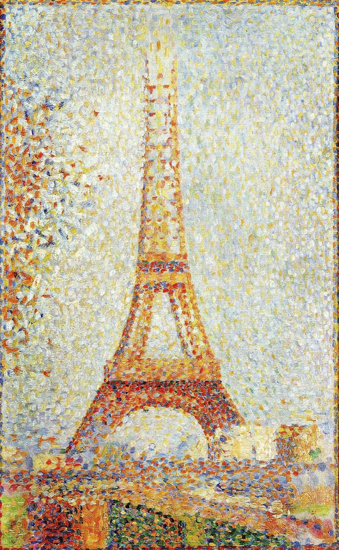 Tableaux De Georges Seurat