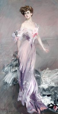 Madame Howard Johnson, par Giovanni Boldini