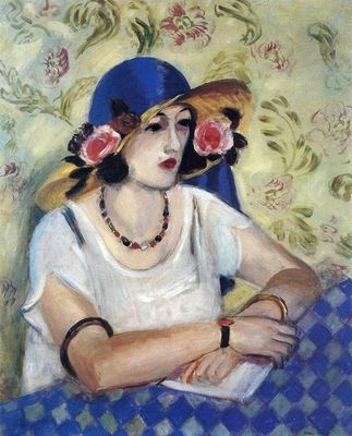 an examination of the painting femme au chapeau by henri matisse Femme au chapeau premium edition by henri matisse find art you love and shop high-quality art prints, photographs, framed artworks and posters at artcom 100% satisfaction guaranteed.