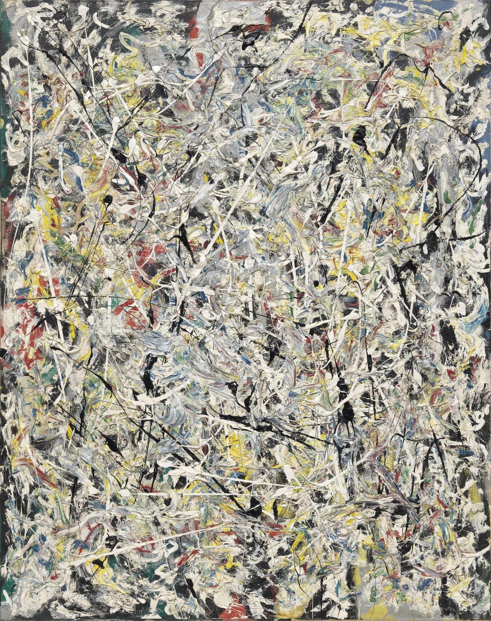 Tableaux de Jackson Pollock