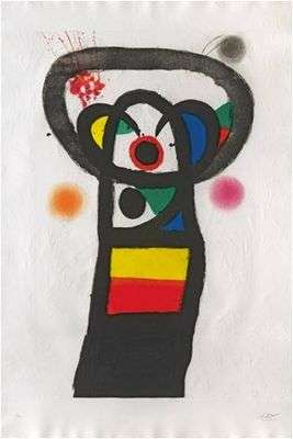 Le poète assassiné, par Joan Miro