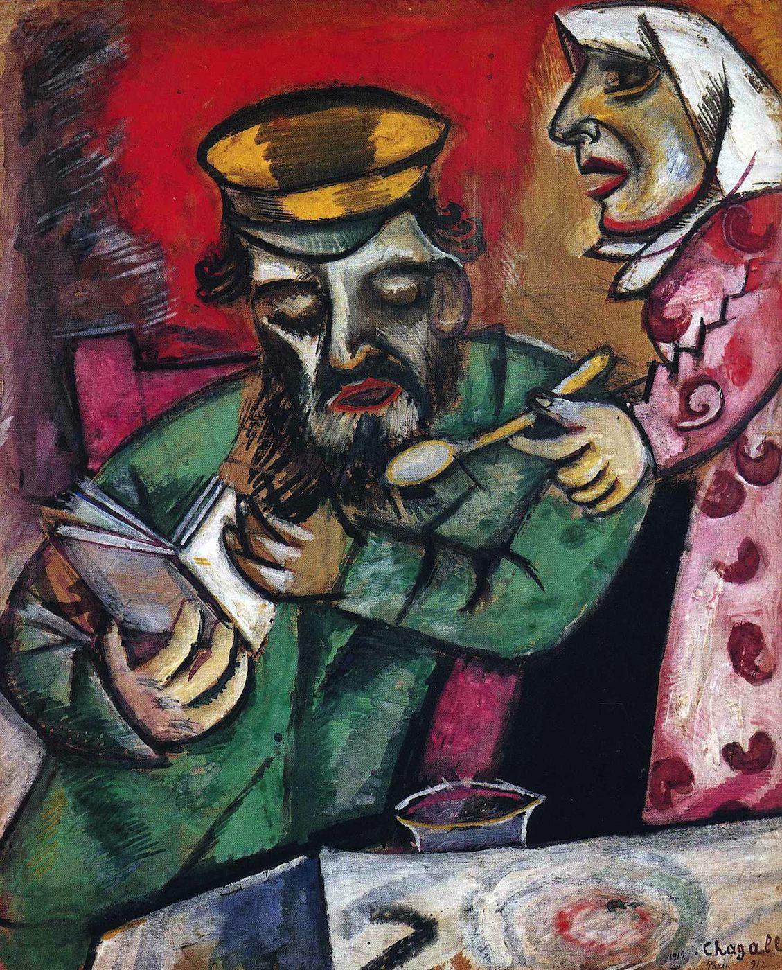 Tableaux De Marc Chagall