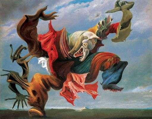 Ocell de Foc, par Max Ernst