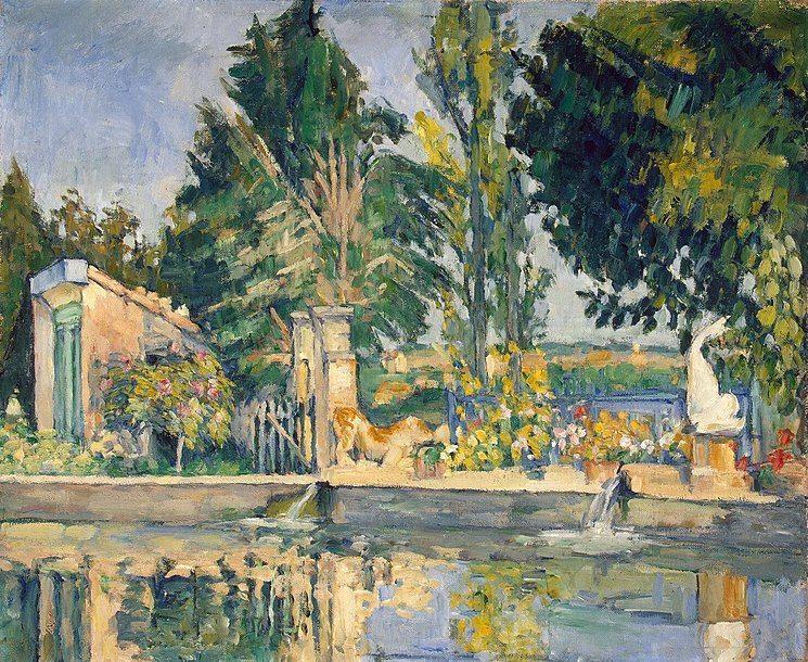 Tableaux De Paul Cezanne