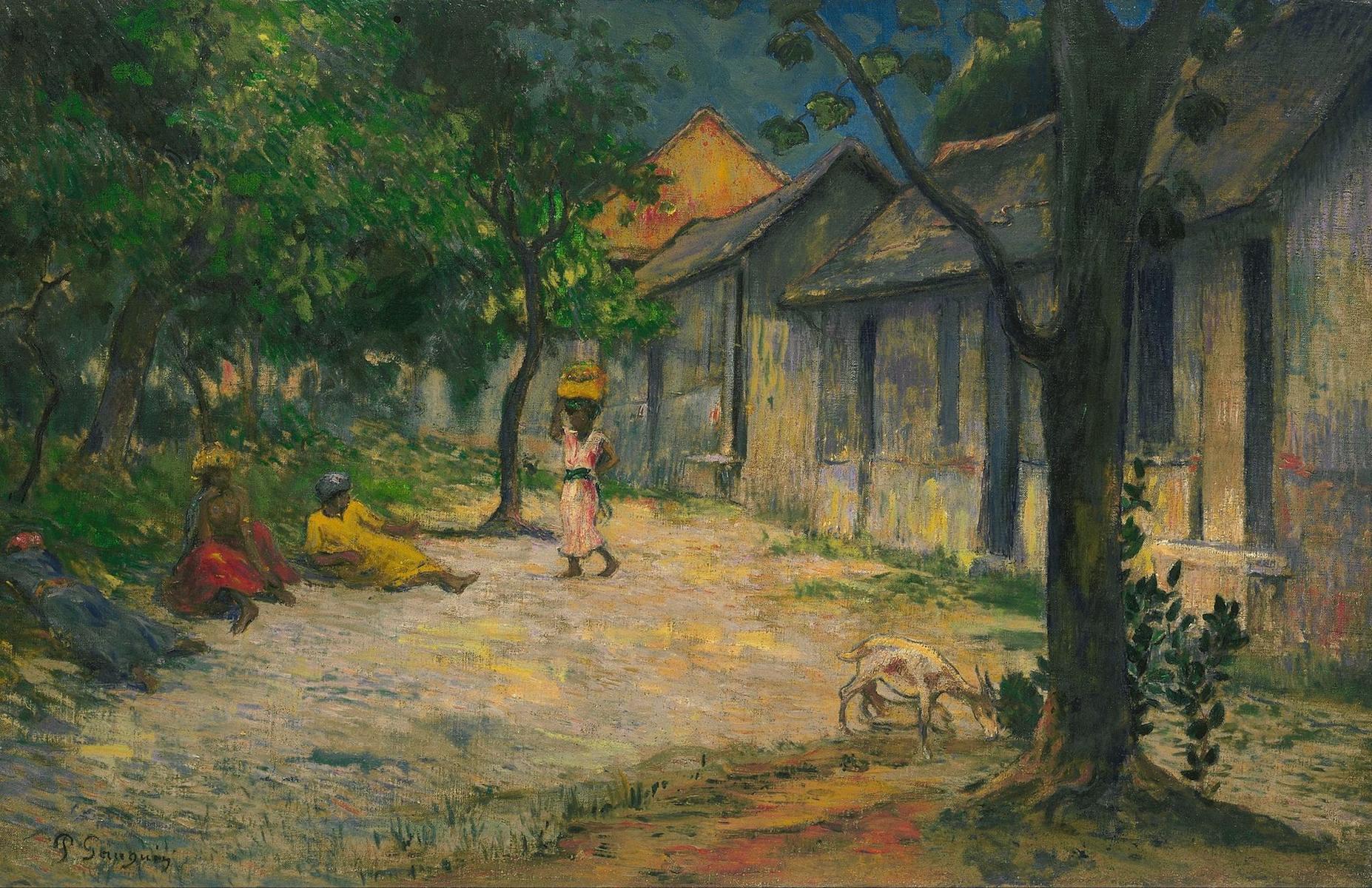 Tableaux de Paul Gauguin