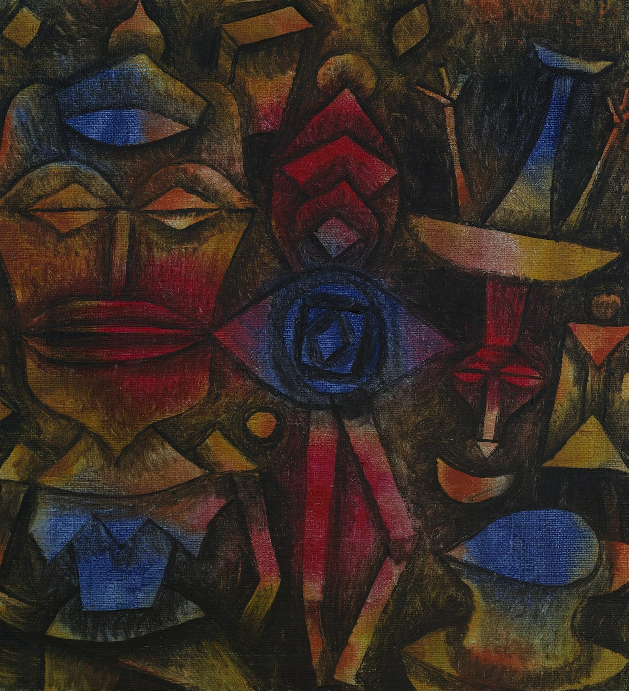 Tableaux de Paul klee