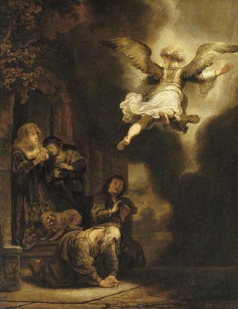 """Résultat de recherche d'images pour """"rembrandt l'ange"""""""