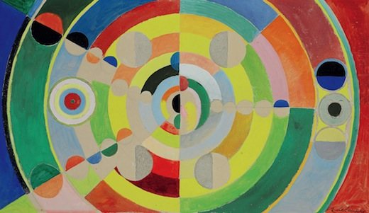 Relief-disques, par Robert Delaunay