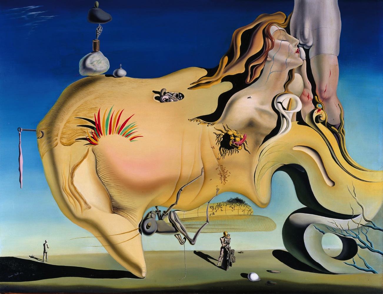 Super Tableaux de Salvador Dali VP68