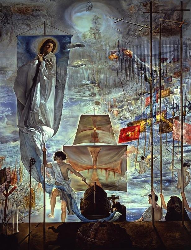 Tableaux de Salvador Dali