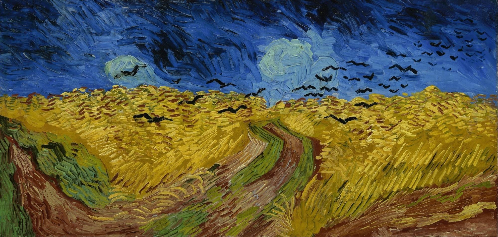 Préférence Tableaux de Vincent Van Gogh XZ23