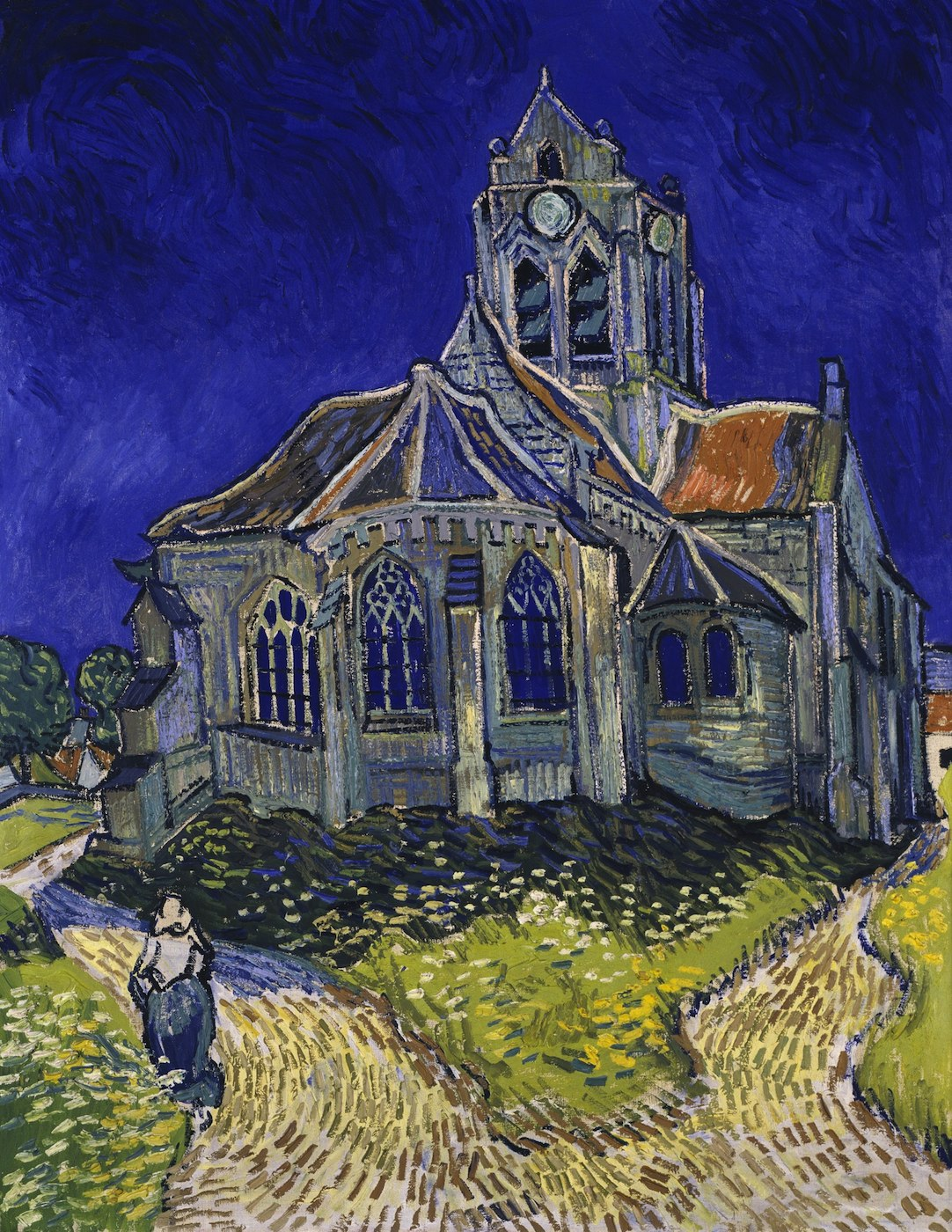 an analysis on vincent van goghs Analysis of the night cafe - vincent van gogh by: elizabeth harding: vincent's two cafes i often think that the night is more alive and more richly colored than the.