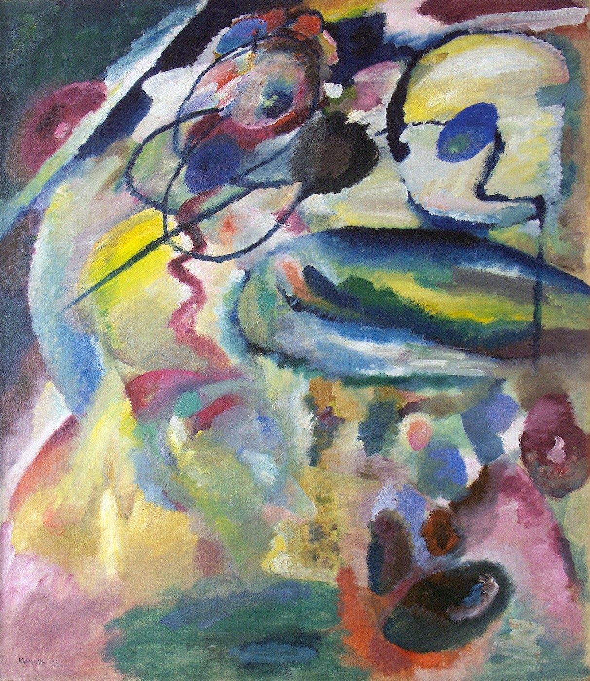 tableaux kandinsky