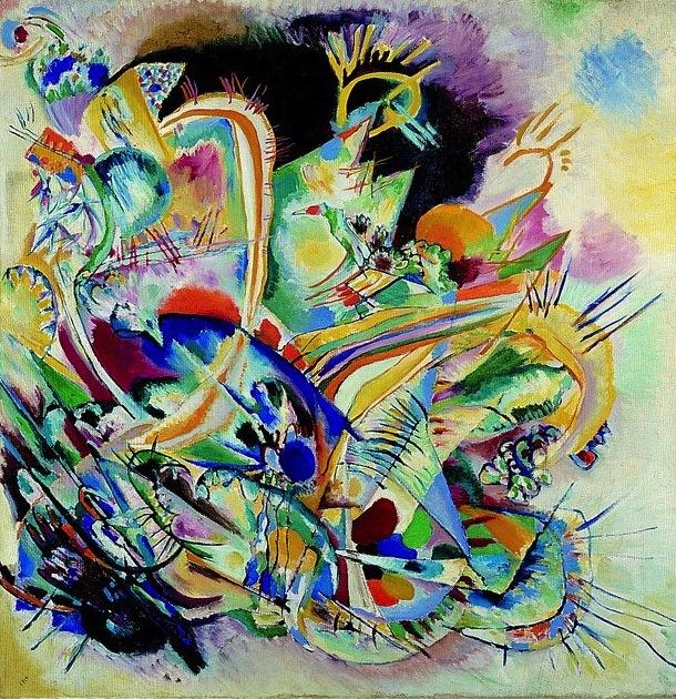 Tableaux De Wassily Kandinsky