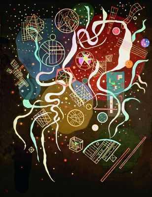 Histoire de la musique contemporaine Wassily-kandinsky-mouvement-I