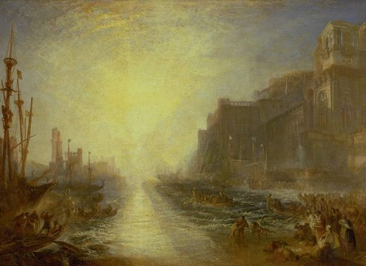 Regulus, par William Turner
